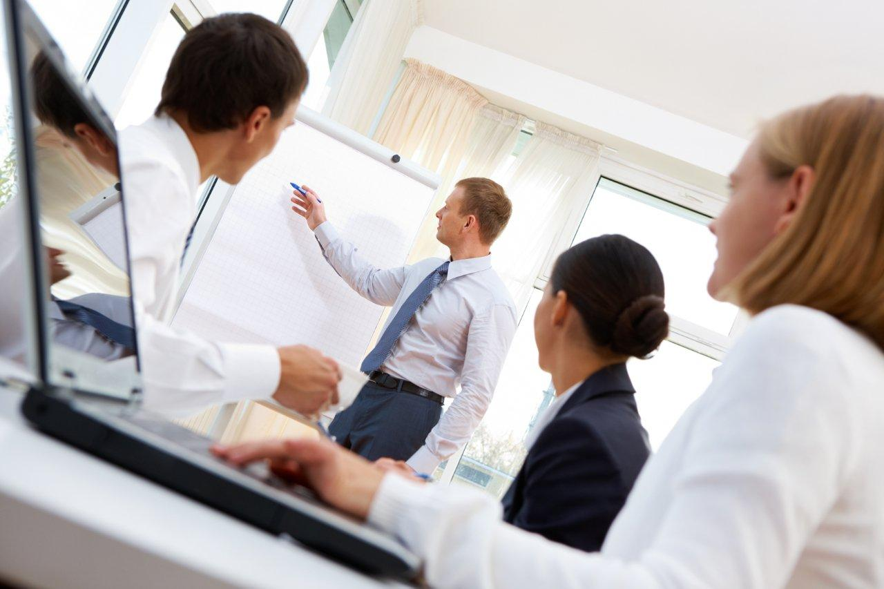 manage meetings learning program